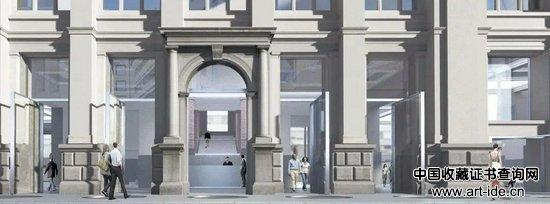 瑞士圣加仑纺织博物馆改造设计方案